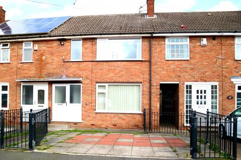 2 bedroom terraced house for sale - Stornaway Square, Spring Cottage, Hull, East Yorkshire, HU8