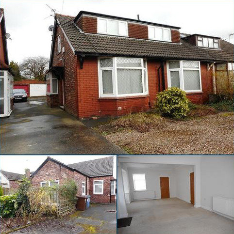 3 bedroom semi-detached house to rent - Kershaw Lane, Audenshaw , Manchester M34