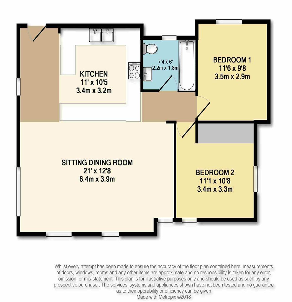 Floorplan 1 of 4: