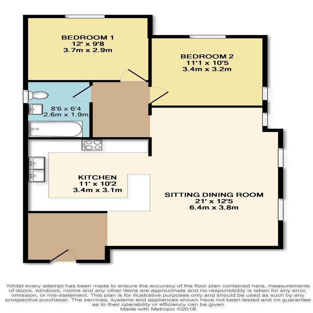 Floorplan 2 of 4: