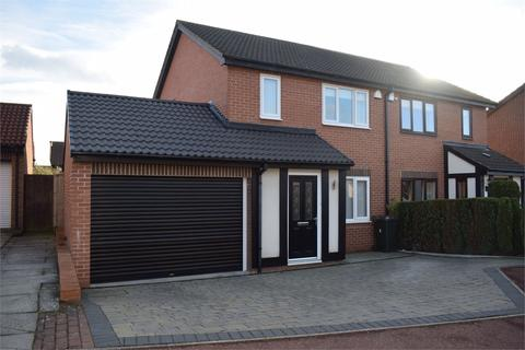 3 bedroom semi-detached house for sale - Minster Grove, North Walbottle, Newcastle upon Tyne, Tyne and Wear