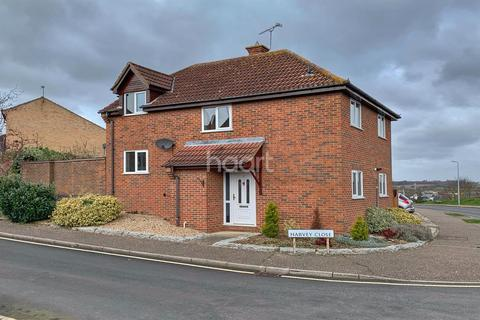 4 bedroom detached house for sale - Harvey Close, Lawford, Manningtree, Essex