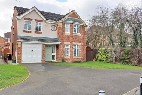 4 bedroom detached house for sale - Wellingley Road, Woodfield Plantation