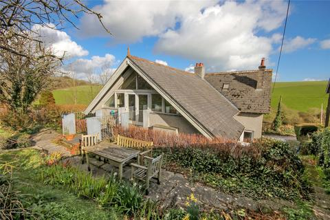 3 bedroom detached house for sale - Hannaford Lane, Noss Mayo, Plymouth, PL8