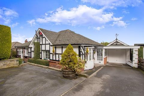3 bedroom detached bungalow for sale - 91 Hallowes Lane, Dronfield, S18 1UA