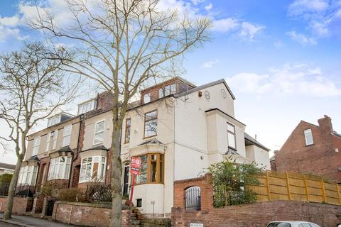 4 bedroom end of terrace house for sale - Swiss Cottage, 134 Hangingwater Road, Hangingwater, S11 7ES