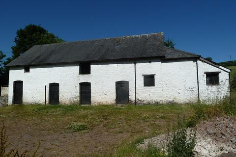Barn for sale - Libanus, Brecon, Powys.