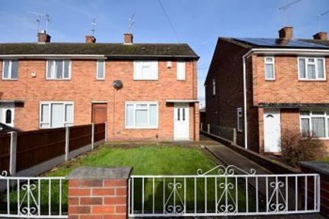 2 bedroom semi-detached house to rent - Harcourt Street, Derby, DE1 1PU