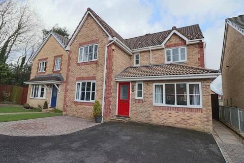 5 bedroom detached house for sale - Westacott Meadow, Barnstaple