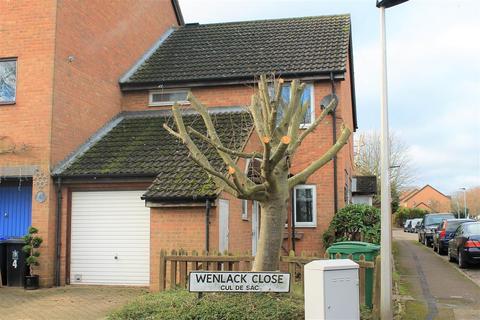 3 bedroom end of terrace house to rent - Wenlack Close, Denham