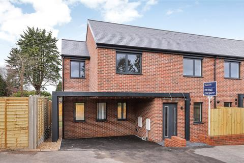 3 bedroom semi-detached house for sale - Winnall Manor Road, Winchester, Hampshire, SO23