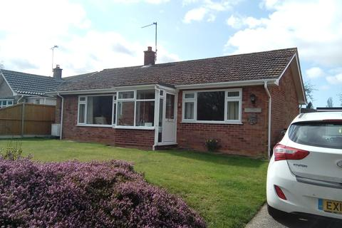 2 bedroom detached bungalow for sale - Church Close Trunch North Walsham