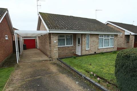2 bedroom detached bungalow for sale - Blackberry Way, Oulton Broad, Lowestoft