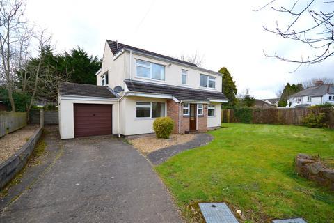 4 bedroom detached house for sale - Pen-y-Bryn Road, Cyncoed, Cardiff, CF23