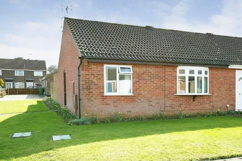 2 bedroom semi-detached bungalow for sale - William Way, Toftwood