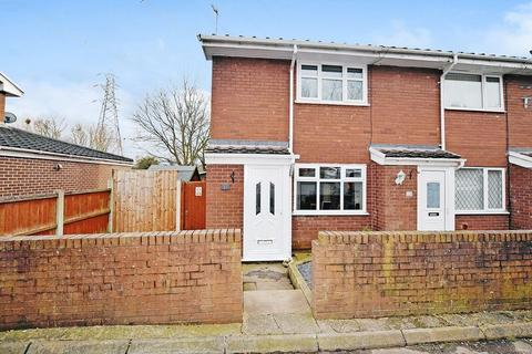 2 bedroom end of terrace house for sale - Paddock Rise, Runcorn