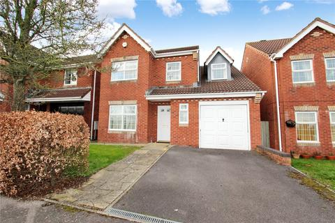 4 bedroom detached house for sale - Warrener Close, Abbeyfields, Swindon, SN25