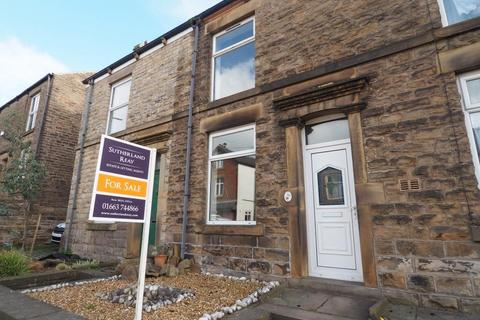 2 bedroom terraced house for sale - Church Road, New Mills, High Peak, Derbyshire, SK22 4NU