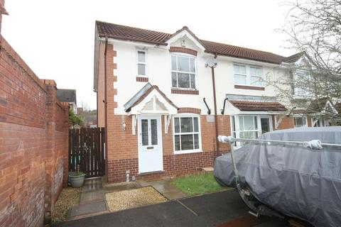 2 bedroom end of terrace house for sale - Malmesbury Close, Bristol