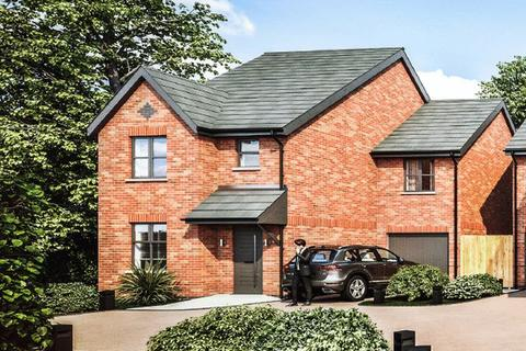 4 bedroom detached house for sale - Plot 1, Burntwood Views, Eccleshall Road, Loggerheads, Shropshire
