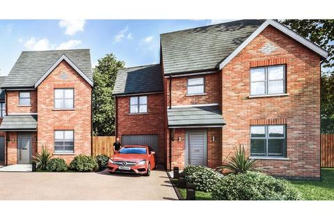 4 bedroom detached house for sale - Plot 2, Burntwood Views, Eccleshall Road, Loggerheads, Shropshire