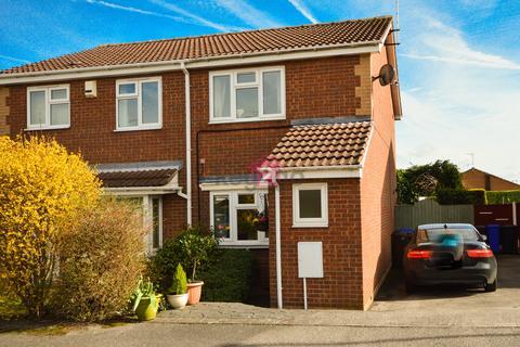 2 bedroom semi-detached house for sale - Malham Grove, Halfway, Sheffield, S20
