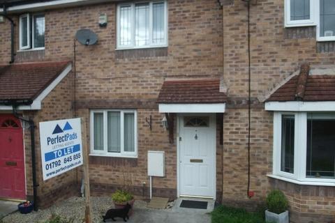 2 bedroom terraced house to rent - Elm Crescent, Swansea