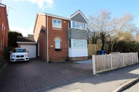 4 bedroom detached house for sale - Meadow Gate Avenue, Sothall, Sheffield, Sheffield, S20 2PQ