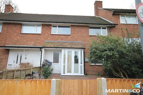 3 bedroom terraced house to rent - Rennie Grove, Quinton, B32