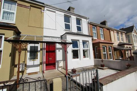 3 bedroom terraced house for sale - Clarence Road, Torpoint
