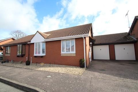 2 bedroom semi-detached bungalow for sale - Grantchester Place, Kesgrave, Ipswich, IP5