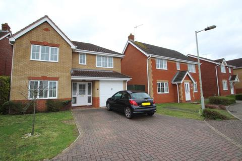 4 bedroom detached house for sale - Riley Close, Ipswich, IP1