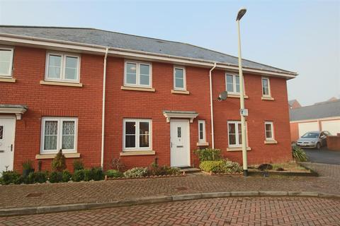 3 bedroom terraced house for sale - Walsingham Place, Kings Heath, Exeter