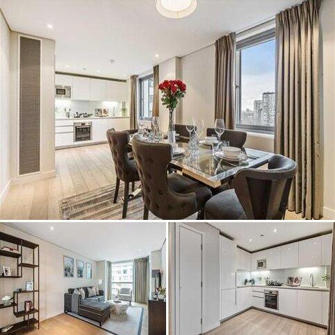 3 bedroom apartment to rent - 4b Merchant Square East, London