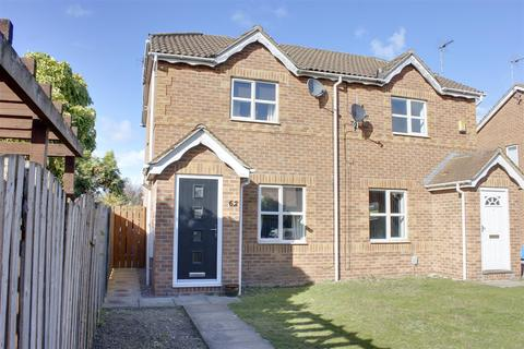 2 bedroom semi-detached house for sale - Mast Drive, Hull