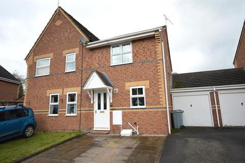 2 bedroom semi-detached house for sale - Dickens Close, Ettiley Heath, Sandbach