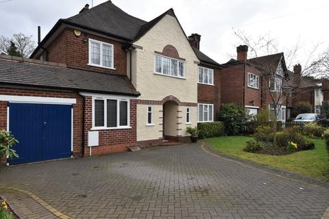 4 bedroom detached house for sale - Selly Park Road, Selly Park, Birmingham, B29