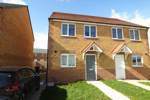 3 bedroom semi-detached house for sale - 38, St Aidens Way, Chilton