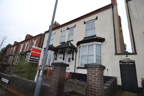 4 bedroom semi-detached house for sale - Edgbaston Road , Balsall Heath, Birmingham, B12