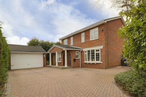 4 bedroom detached house for sale - Hollythorpe Place, Hucknall, Nottinghamshire, NG15 6RP