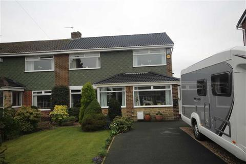 3 bedroom semi-detached house for sale - Greenacre Way, Wyke, West Yorkshire