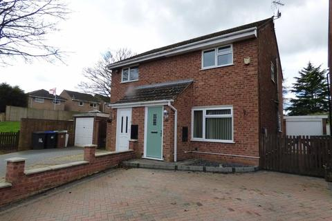 2 bedroom semi-detached house for sale - Christchurch Drive, DAVENTRY