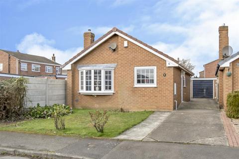 2 bedroom detached bungalow for sale - Saville Way, Warsop