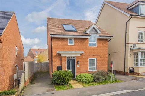 3 bedroom detached house for sale - Donnington Road, Burton Latimer, Kettering