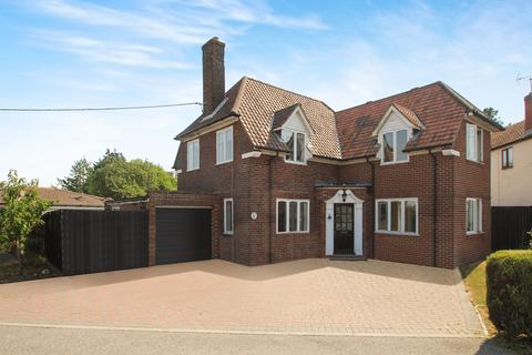 4 bedroom detached house for sale - The Tye, Barking, Ipswich, IP6