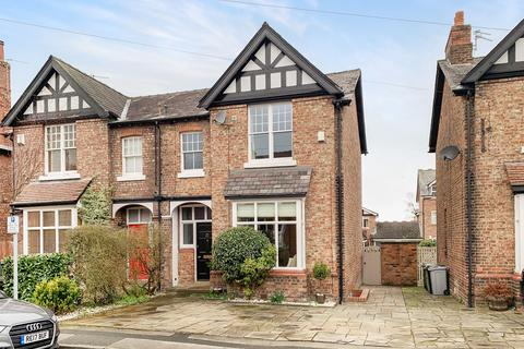 4 bedroom semi-detached house for sale - South Grove, Alderley Edge, SK9