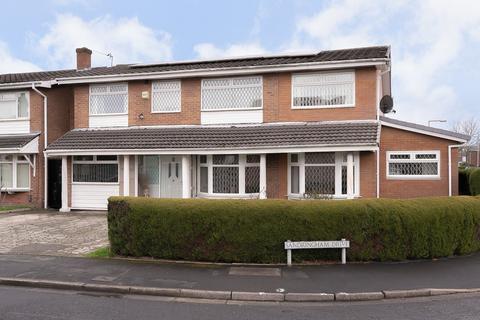 6 bedroom detached house for sale - Sandringham Drive, Heaton Mersey
