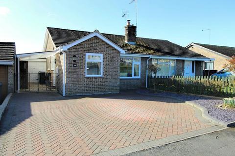 3 bedroom semi-detached bungalow for sale - Ellesmere Avenue, Brackley