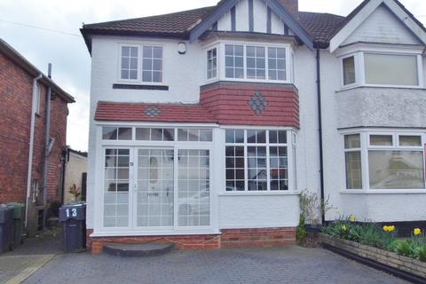 3 bedroom semi-detached house for sale - Gannow Road, Rubery, Birmingham