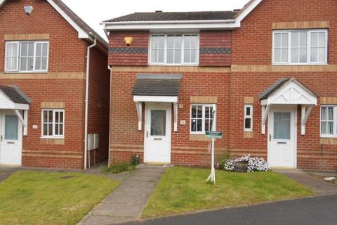 2 bedroom semi-detached house to rent - Harvest Fields Way, Sutton Coldfield, West Midlands, B75